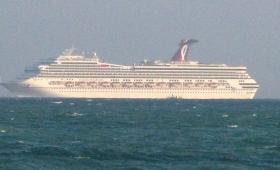 流石セウォル号とは違うわ!アメリカ客船で火災も乗員乗客奇跡の避難。