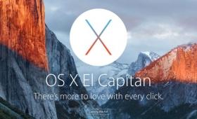 OS X「El Capitan」、10月1日に無料アップデート始まるよ!