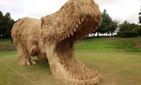 ワラタ!新潟の「藁アート」が本当に神懸っていると海外で話題に