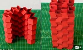 世界最強の「超固い折り紙」が開発される!今後の実用化に期待