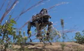 グーグルの軍用犬型ロボットが米海兵隊によりついに実地テストへ