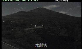 ついに富士山噴火!?煙は単なる「風」によるものと判明