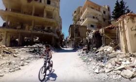 今まさに戦場となっているシリアを360度自由に見ることができるムービーがYouTubeで公開中