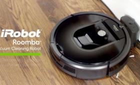 お掃除ロボのルンバがWi-Fiとカメラを搭載、新型「ルンバ 980」は一体何がすごいのか?