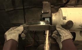 ナイフを作る職人の一日を追体験してみましょうや