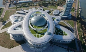 北朝鮮ヤバイ!原子核にそっくりな「無慈悲な施設」を建設!周辺諸国緊張