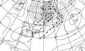 台風並み!「爆弾低気圧」週末に北海道は要注意!