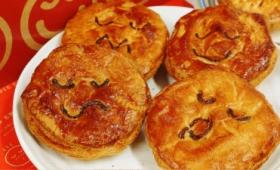 さくさくで濃厚な2種類のパイ生地にジューシーな肉の塊がごろっと入ったミートパイなど、日本初「パイフェイス」試食レビュー