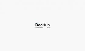 オンラインでPDFに装飾ができるサイト「DocHub」
