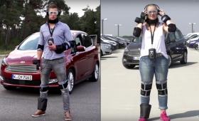 フォードが違法ドラッグ運転を疑似体験できるスーツを開発