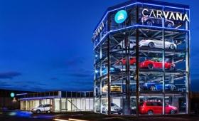 先を越されたか!?コインをいれたら車が買える、世界初の車の自動販売機が登場(アメリカ)