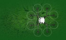 人間の60倍効率的に農薬を散布するドローン「Agras MG-1」をDJIがリリース