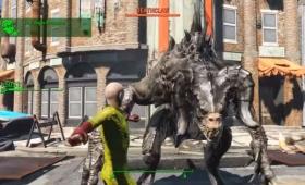 『Fallout 4』でも『ワンパンマン』のサイタマは最強!