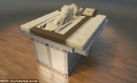 【朗報】これは画期的!地震が発生すると自動的に「箱に格納」するシェルター登場!