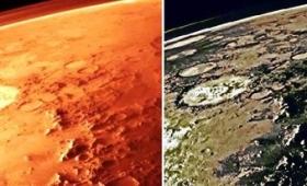 【火星ヤバイ】火星に「ロンダルキア」があると話題に