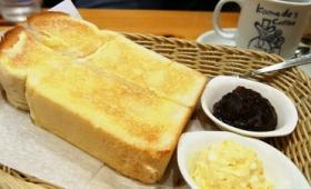 ドリンク代のみでモーニングの焼き立てトーストにあんこ・卵ペースト・ゆで卵の付け合わせを選べるコメダ珈琲店「選べるモーニングサービス」を食べてみた