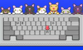 キーボードをたたくと猫がにゃーにゃー鳴くブラウザ拡張「KittyKeys」