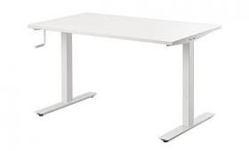 IKEAの高さ調節式スタンディングデスク「SKARSTA」はどれだけ使えるのか?