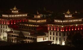 秘境、ブータンの旅