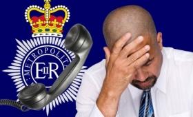 どこの国でも大変なんだわ。英ロンドン警視庁が公開した、困ったちゃんな緊急電話例