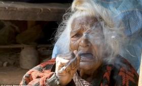 【これは凄い】112歳の世界高齢婆さんの風貌があまりにもSF過ぎると話題に