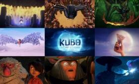 三味線の音色で折り紙に命を与えて自由自在に操る冒険を描くアニメーション映画「KUBO AND THE TWO STRINGS」