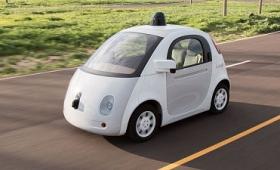 Googleは全自動運転カーをワイヤレス充電化しようと計画している