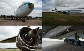 「ジャンボ」ことボーイング747などが静かに眠る「飛行機の墓場」に潜入したフォトレポート