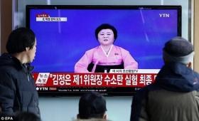 【速報】北朝鮮がミサイルを発射!ネット「プリキュア中でなくてよかった」