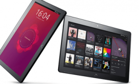 Ubuntu PCのフル機能が使える世界初の「Ubuntu搭載タブレット」登場
