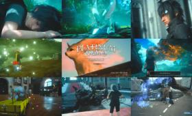 無料でPS4&Xboxでプレイ可能な「FINAL FANTASY XV」のプラチナデモをプレイしてみた