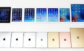 新型9.7インチ「iPad Pro」が歴代iPadからどう変化しているのかじっくり見比べてみた