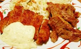 やよい軒の「厚切りカルビ焼肉」系定食全3種類、注文するならどれがお得なのか?