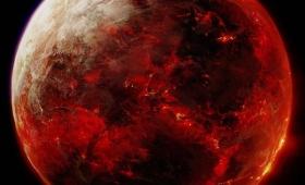 【悲報】解散!ダイアモンドで出来た星、残念ながら「灼熱のオール溶岩星」と判明!