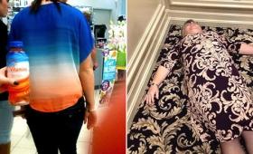 自分の来ている服がはからずも擬態だった。誰の身にも起こりうる、人体カモフラージュ現象