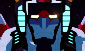 ゴライオン×ダイラガーXVという異色ハイパーリンクロボットアニメ「ボルトロン」新作が配信決定で予告編が公開される