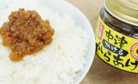 甘辛ダレが絡んだ唐揚げを白ご飯にぶっかけて食べる「元祖中津かけるからあげ」試食レビュー