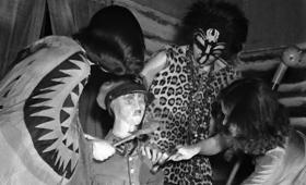 1941年、ヒトラーを呪い殺す為のブードゥー教黒魔術の儀式がアメリカで行われていた。
