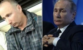 ドッペルゲンガー?影武者?ロシアの地下鉄でプーチン大統領そっくりの男性が激写される