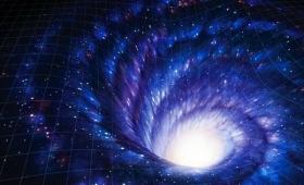 【マジか】宇宙、「ワームホール」あるかも?恒星間旅行・タイムトラベルも実現するかも!