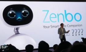 ASUSが激安のロボット「Zenbo」を発表