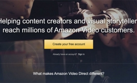 ライバルはYouTube。ユーザー投稿型の動画サービス「Amazon Video Direct」を始動