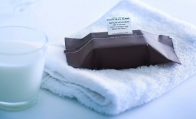 洗顔から楽しむコーヒーの香り『コーヒー石けん:サボン・コレクシオンノワール・カフェ』