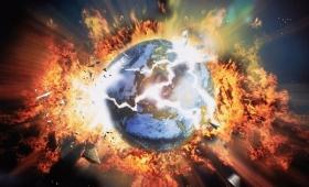 【速報】本日地球滅亡!?「ポールシフト」で地球全体が電子レンジ状態!