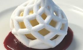 3Dプリンダーで作る高級料理。イギリス、ロンドンに3Dプリンティングレストランがオープン