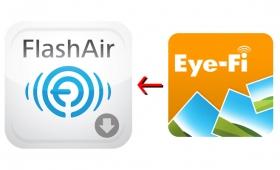 カメラで使うSDカードはこれで決まり。FlashAirにEyefiの機能が搭載