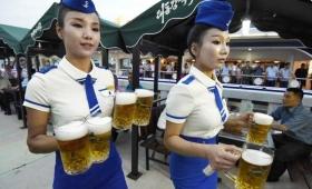【北朝鮮】これは美人!北朝鮮の女海軍があまりにもかわいすぎると海外で大絶賛