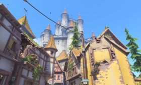 Overwatch's New Map Is Easy To Defend, Hard To Attack