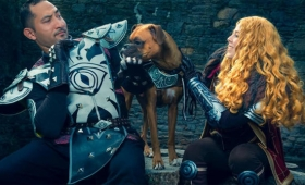 Dragon Age Cosplay Is Better With Dogs