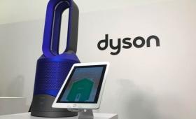 スマホ連動した「Dyson Pure Hot+Cool Link」。ダイソン空調製品はここに極まれり